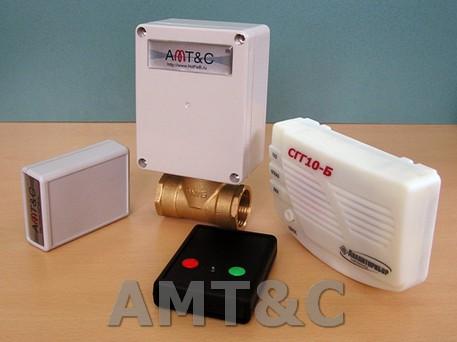Клапан газовый двустабильный с электронным управлением КГДЭУ